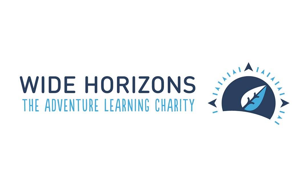 wide horizons the adventure learning charity logo