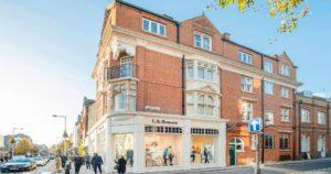 Roof repair to residentail building in Chelsea