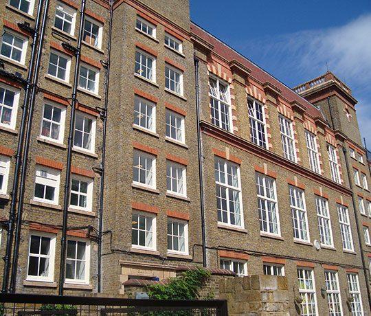 John Ruskin School thumb