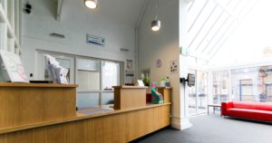 School Reception modernisation