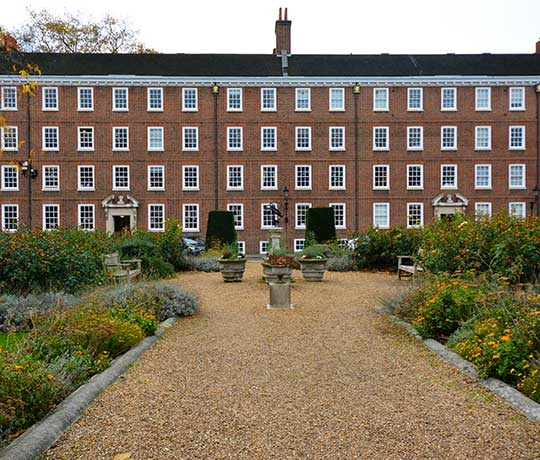 Gray's Inn External and Internal Refurbishment