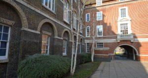 Exterior of Devonport House