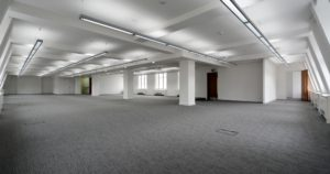 Large shell and core fit out Margaret Street London