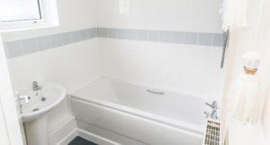Wrexham Voids interior shot bathroom