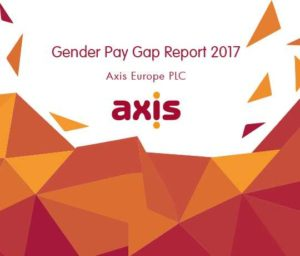 Axis' Gender Pay Gap report