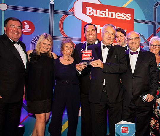 Axis picks up Business Charity Award