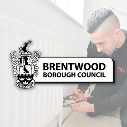 Axis Europe and Brentwood Borough Council Repairs and Maintenance