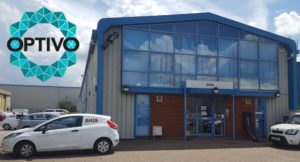 Optivo and Axis Europe Co-location in SIttingbourne