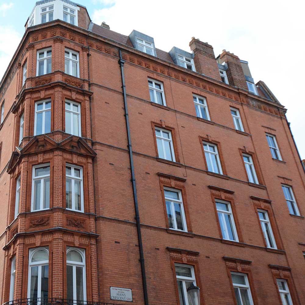 West London Victorian property after renovation