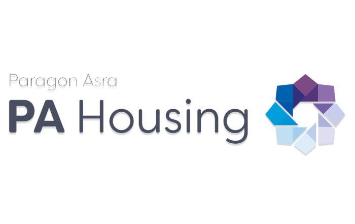 Paragon Housing logo on a white background