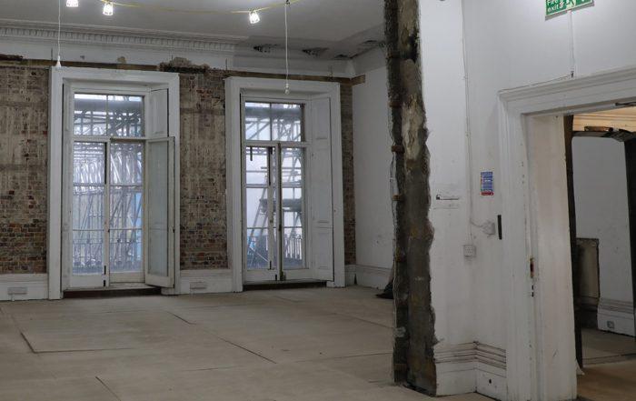 Belgrave square interior