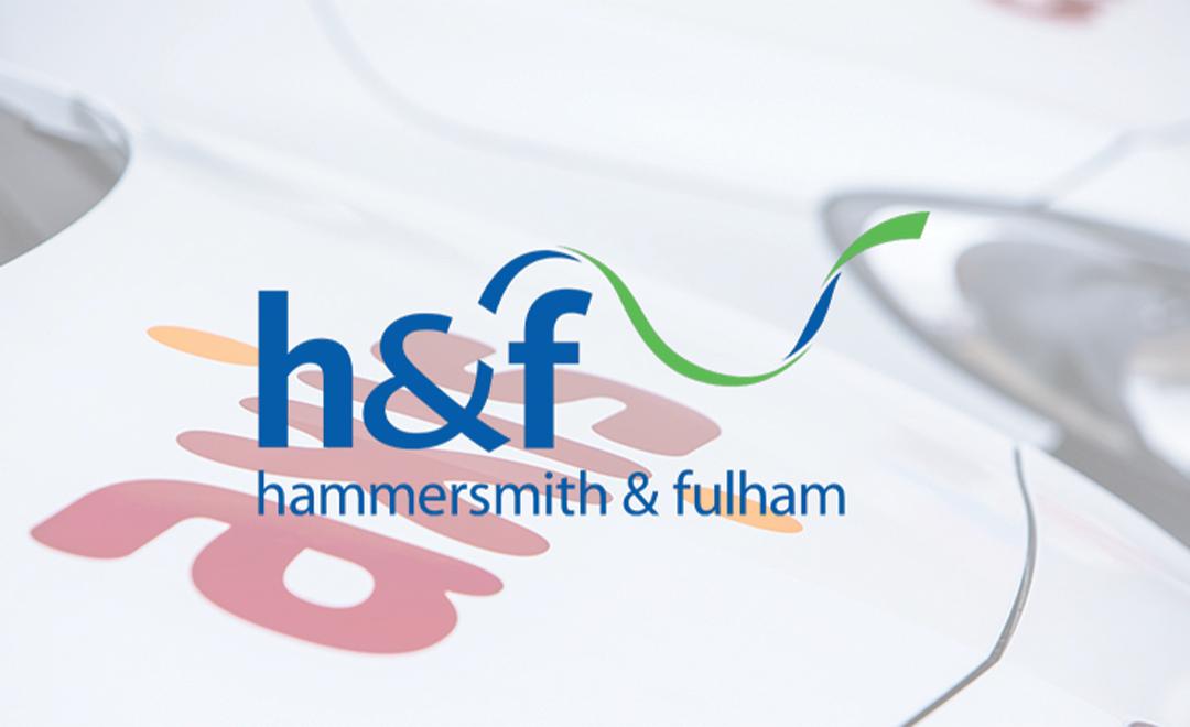 Hammersmith and Fulham Logo