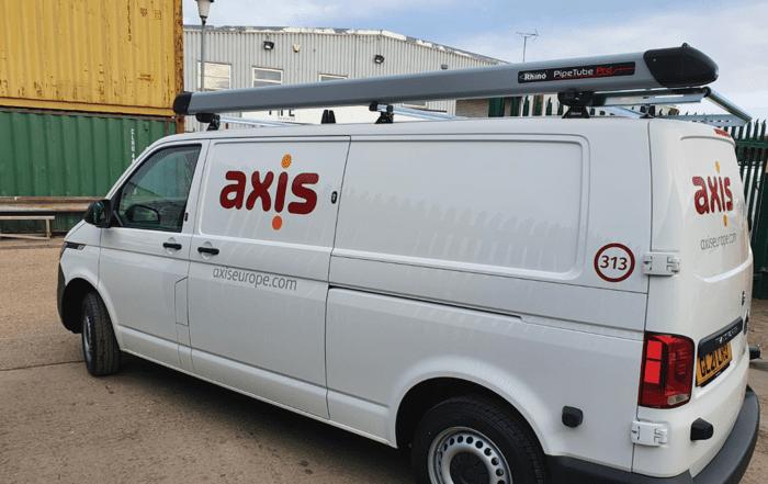 Single Van from Axis New Van Fleet