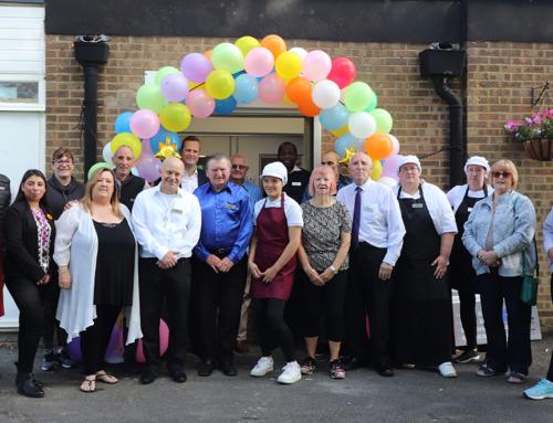 Axis Help Hutton Community Centre Thrive Again